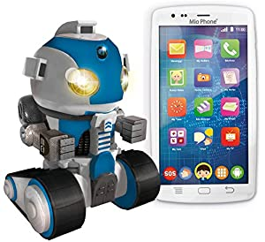 """Lisciani 64182 electrónica para niños - Electrónica para niños (Kids Smartphone, Blanco, 6 año(s), 12 año(s), Italia, 12,7 cm (5""""))"""