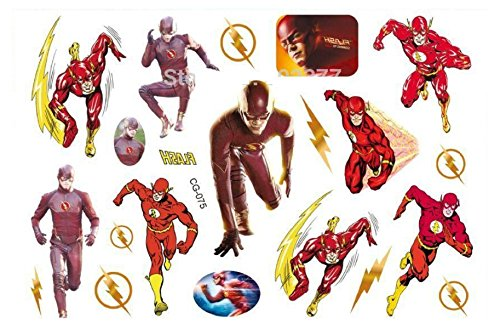 Inception pro infinite cg075 - tattoo - adesivi - finti - temporanei - flash - personaggi - cartoni animati - bambini - flash - super eroe
