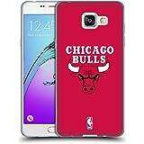 Officiel NBA Plaine Chicago Bulls Étui Coque en Gel molle pour Samsung Galaxy A5 (2016)