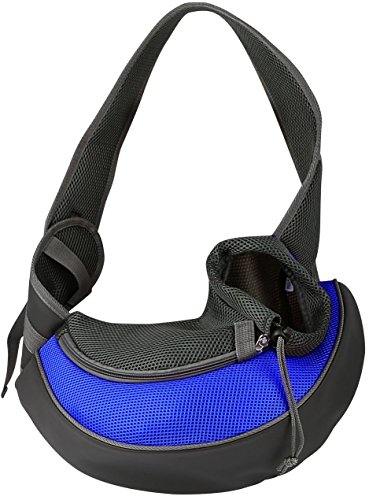 GPCT Pet Puppy Carrier Sling Hands-Free Shoulder Travel Bag. Great For Walking Your Pet. Dog Cat Pet Puppy Outdoor… 6