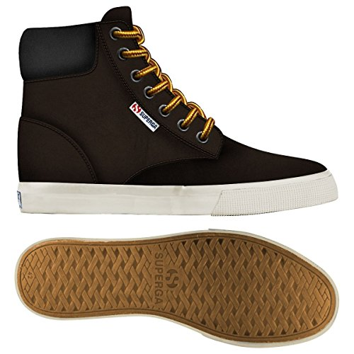 Sneakers - 2327-puu Dark Chocolate