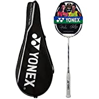 Yonex Nanoray 50 FX Badminton Racket - white/blue - 3U4