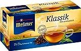 Meßmer Klassik 25 TB, 2er Pack (2 x 43,75 g Packung)