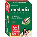 Medimix Ayurvedic Classic 18 Herbs Soap, 125g (4+1 Super Saver Pack, Save Rs.40)