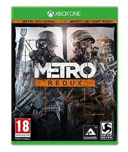 Deep Silver Metro Redux, Xbox One [Edizione: Regno Unito]