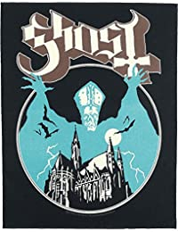 Ghost Opus Patch dossard
