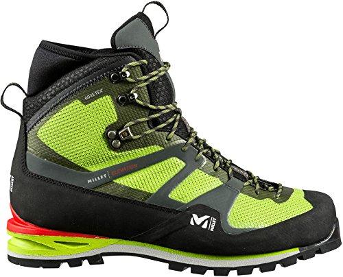 MILLET Elevation GTX, Chaussures de Randonnée Hautes Mixte Adulte Vert (acid Green 6139)