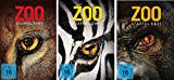 Zoo - Staffel 1+2+3 im Set - Deutsche Originalware [11 DVDs]
