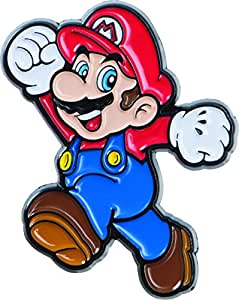 Super Mario Collector Pins - Series 1 (Blind Box) (Electronic Games)