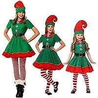 Amazon.it  cappello elfo - Adulti   Costumi  Giochi e giocattoli 4b229f4f7d88