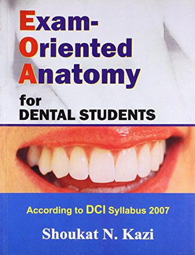 Exam-Oriented Anatomy for Dental Students