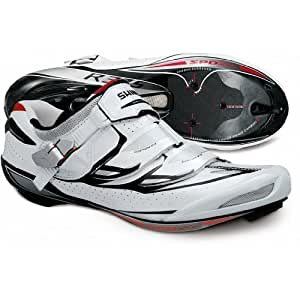 Shimano Race Shoes Shoe Spd-Sl R315 46 wide White,Black,Red