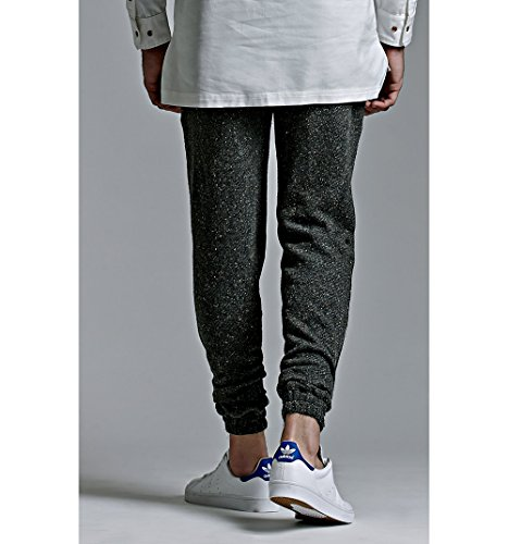 Fairplay Everett Jogger Pant Charcoal Grey