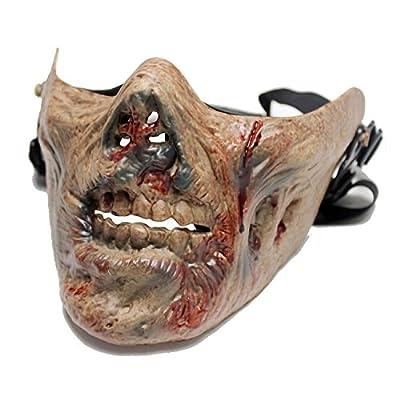 Schützende Sturmhaube Maske Cyclingm Hauben voller Motorräder Skull Maske von Codxer - Outdoor Shop
