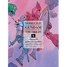 Mobile Suit Gundam: The ORIGIN, Volume 10: Solomon
