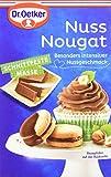 Dr. Oetker Nuss Nougat, 6er Pack (6 x 200 g)