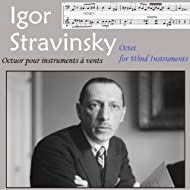 Stravinsky: Octet for Wind Instrument