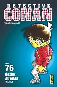 Détective Conan Edition simple Tome 76
