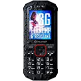 CROSSCALL Spider X3G Téléphone Mobile Compact Noir
