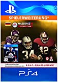 Madden NFL 18 G.O.A.T.-Edition Squads-Upgrade Edition DLC [PS4 Download Code - deutsches Konto]