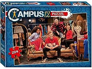 Studio 100 Puzzel Campus 12: 204 stukjes Contour Puzzle 204 Pieza(s) - Rompecabezas (Contour Puzzle, Televisión/películas, Niños, Niño/niña, Holandés