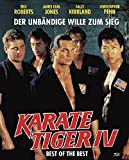 Karate Tiger IV - Best of the Best [Blu-ray] -