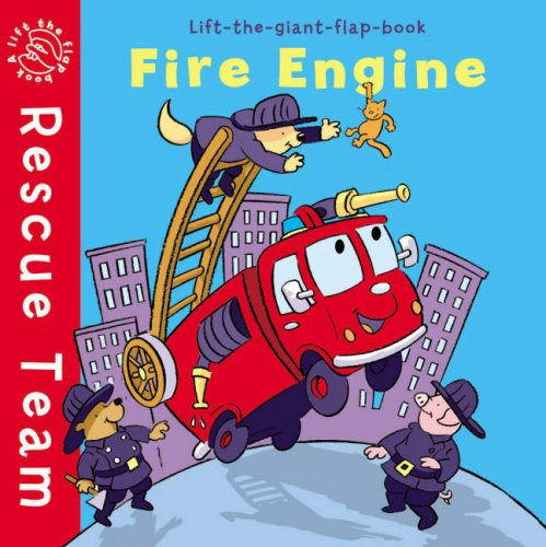 fire-engine-rescue-team