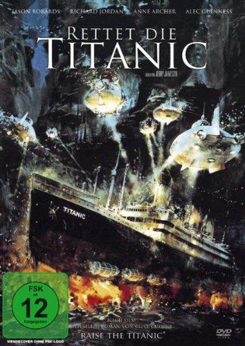 Rettet die Titanic (Die Titanic Dvd)