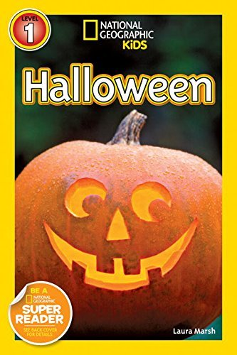 Halloween (National Geographic Readers: Level 1) by Laura Marsh (2012-07-10) (Marsh Halloween Laura)