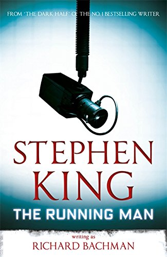 Buchseite und Rezensionen zu 'The Running Man' von Richard Bachman