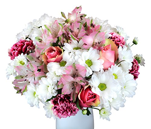 fresh-flowers-delivered-free-handwritten-greeting-card-uk-delivery-beautiful-pink-arrangement-send-a