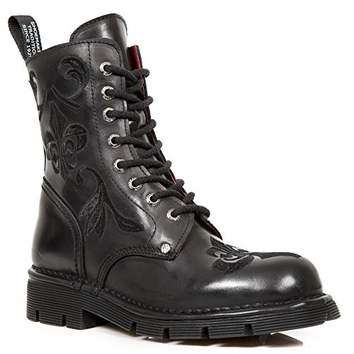 New Rock M.NEWMILI118-S1 Schwarz