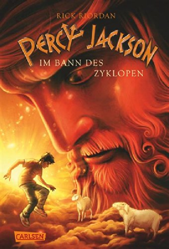 Buchseite und Rezensionen zu 'Percy Jackson, Band 2: Percy Jackson - Im Bann des Zyklopen' von Rick Riordan