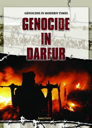 Genocide in Darfur (Genocide in Modern Times) by Janey Levy (2008-09-06)