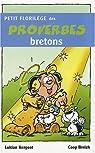 Petit florilège des proverbes bretons par Kergoat