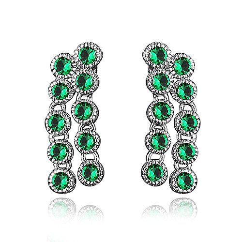 Audbrave Stylish Stud Fashion Earrings,Women's Jewellery, Gifts for Girls