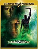 Star Trek 10 - Nemesis (Limited Edition 50th Anniversary Steelbook) [Blu-ray] [2015]