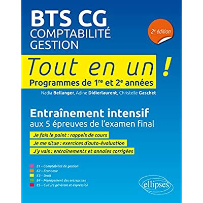 BTS CG - 2e édition