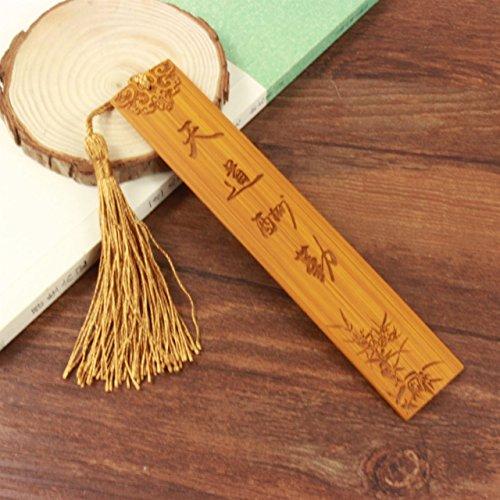 NING234 China wind/meilanzhuju / Holz / Lesezeichen / Geschenk / Handbuch/custom, Gott hilft denen, die helfen, sich selbst