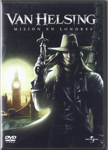 Van_Helsing:_The_London_Assignment [DVD]