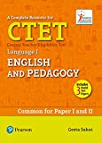 A Complete Resource for CTET: English and Pedagogy Language 1