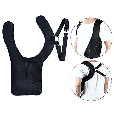 Permet De Faire Une Affaire Costumes - Itian Anti-vol Hidden Security Bag Holster Sac