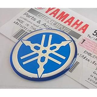 Yamaha Aufkleber Blau Heimwerker Marktde