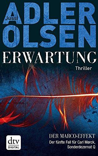 Buchseite und Rezensionen zu 'Erwartung' von Jussi Adler-Olsen