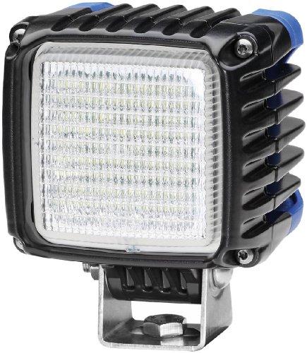 Preisvergleich Produktbild HELLA 1GA 996 189-001 Power Beam 2000, LED Arbeitsscheinwerfer, Nahfeldausbeleuchtung, 16 Power LEDs, 2.000 Lumen, stehenden Anbau, mattschwarz beschichtetes Aluminiumgehäuse, 12V/24V