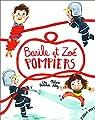 Basile et Zoé pompiers par Devernois
