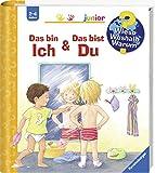 Das bin ich & Das bist du (Wieso? Weshalb? Warum? junior, Band 5) - Doris Rübel