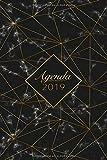 Agenda 2019: Agenda organiseur pour ton quotidien - Calendar & Planificateur 2019