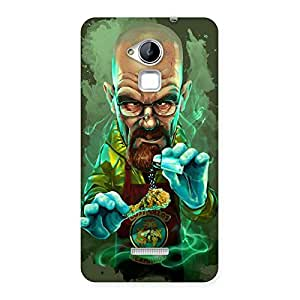 Premium Chemist Making Back Case Cover for Coolpad Note 3
