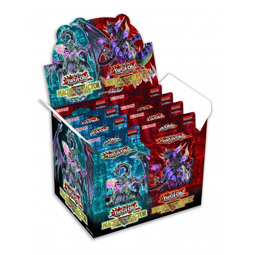 Yu-Gi-Oh. 14936 Maschine Reactor oder dinomasher Fury Structure Deck (One - Yugioh Deck Machina Structure